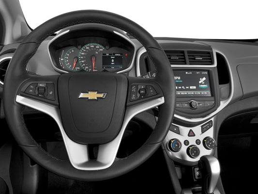 2017 Chevrolet Sonic Lt In Houston Tx Parkway Family Kia