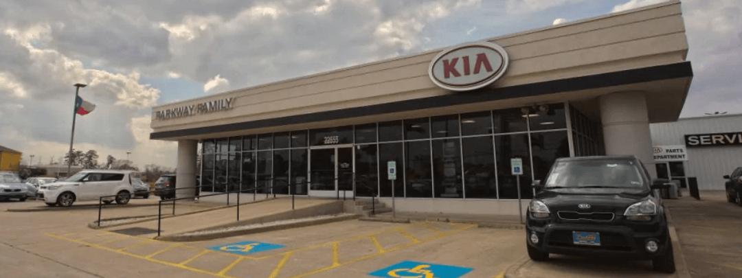 Parkway Family Kia New And Used Kia Dealership In Kingwood Tx